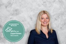 Elena Seliger, APITs Lab-Expertin