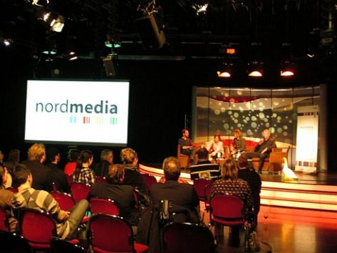 nordmedia Talk im Event-Studio