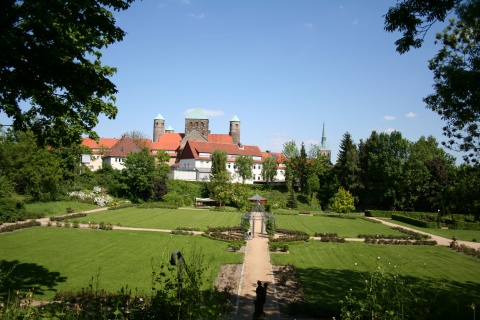 Magdalenengarten © Hildesheim Marketing