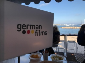 German Film Commission Empfang im German Pavilion