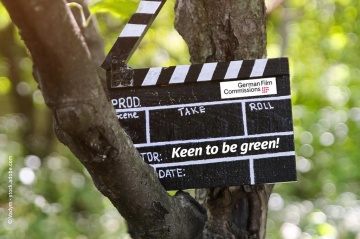 "German Film Commissions setzen ""Keen to be green"" im März fort"