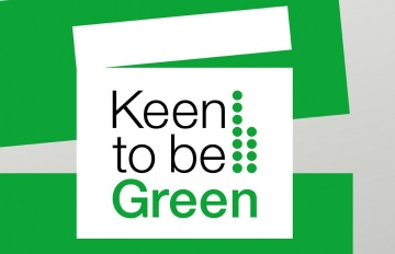 "Grünes Filmen im Mai mit  ""Keen to be green"" - neue Onlinepanels der German Film Commissions"