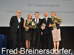 Bernd Burgemeister Fernsehpreis 2009 An Oliver Berben Fur Der Verlorene Sohn Nordmedia