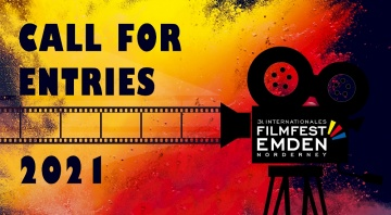 31. Filmfest Emden-Norderney 2021: CALL FOR ENTRIES