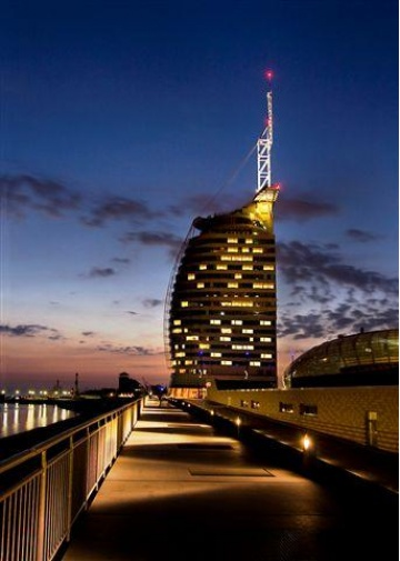 Hotel: ATLANTIC Hotel Sail City Bremerhaven