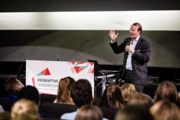 Rückblick 2014: Das war #DISRUPTIVE INNOVATION