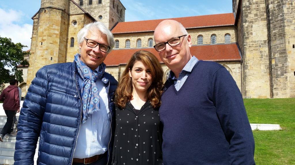 Setbesuch In Hildesheim Allein Gegen Die Zeit Nordmedia