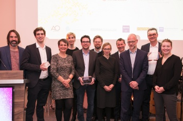 Crossmediapreisverleihung 2016: And The Winners Are...