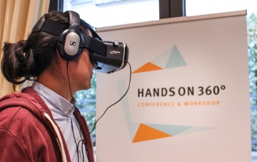 Hands on 360