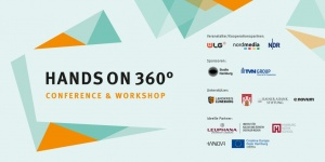 HANDS ON 360° - WORKSHOP & VIDEOWETTBEWERB