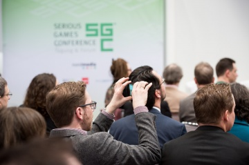 Die 10. Serious Games Conference: Augmented und Mixed Reality stehen im Fokus