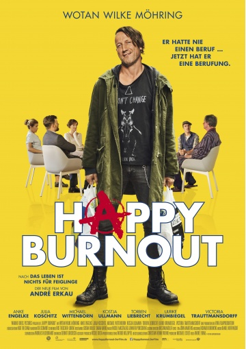 "Ab 27.04.2017 im Kino: ""Happy Burnout"""