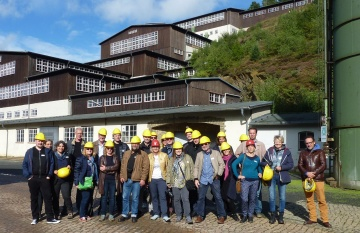 "Gelungene Location Tour der Initiative ""Drehort Harz"""