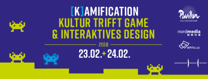 Save the Date: [K]amification - Kultur trifft Game & interaktives Design