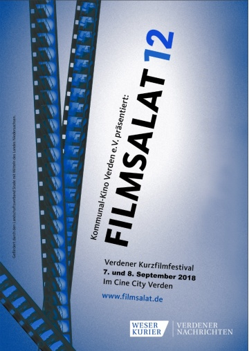 "12. Kurzfilmfestival ""Filmsalat"" - CALL FOR ENTRIES"