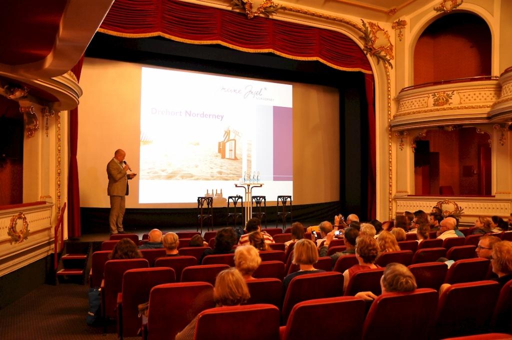 Großes Kino an der Küste beim 29 Int fest Emden