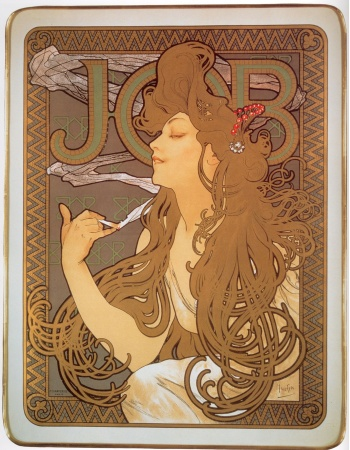 MUCHA - THE STORY OF AN ARTIST WHO CREATED A STYLE (AT)