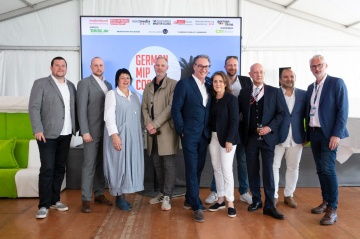 German MIP COCKTAIL am 8. April 2019 in Cannes