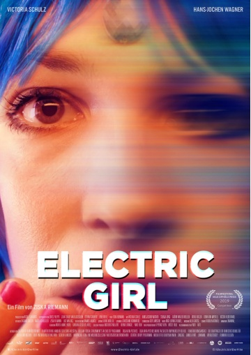 "Seit 11.07.2019 im Kino: ""Electric Girl"""